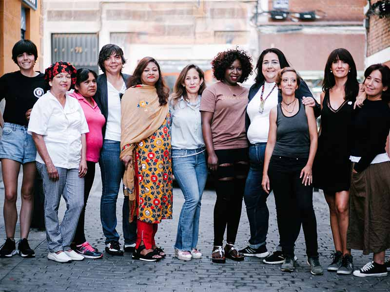 Tapapies 2019 Mujeres restauradoras participantes