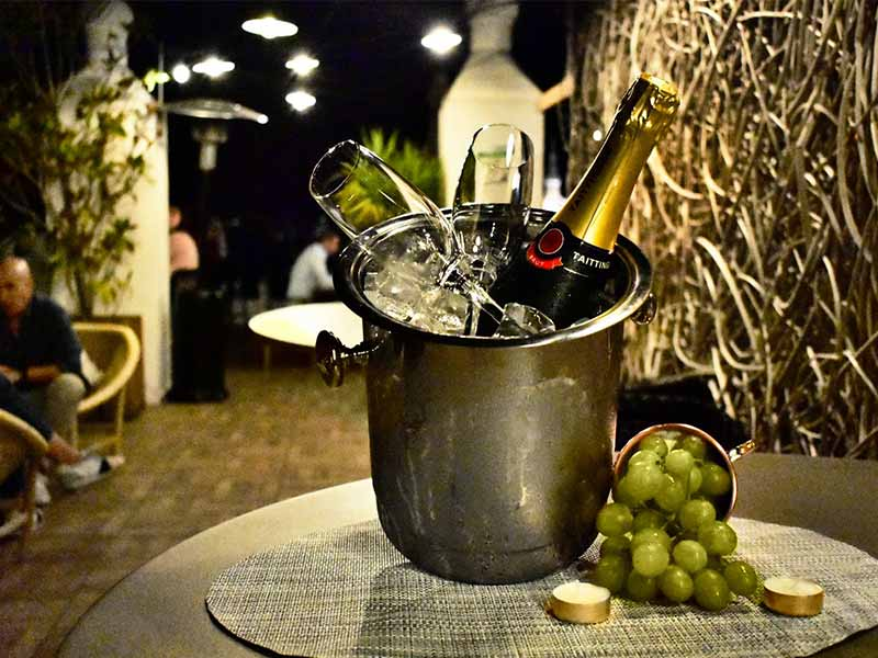 Restaurantes cena de Nochevieja 2019 H10 Hotel Puerta de America