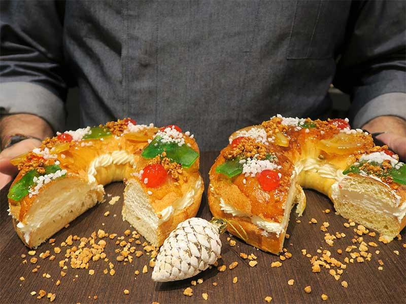Roscon de Mantequilla Roscon de Manteca Bargueño