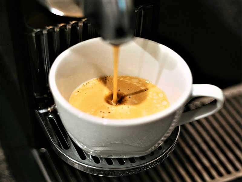 Cafeteras de capsulas de cafe