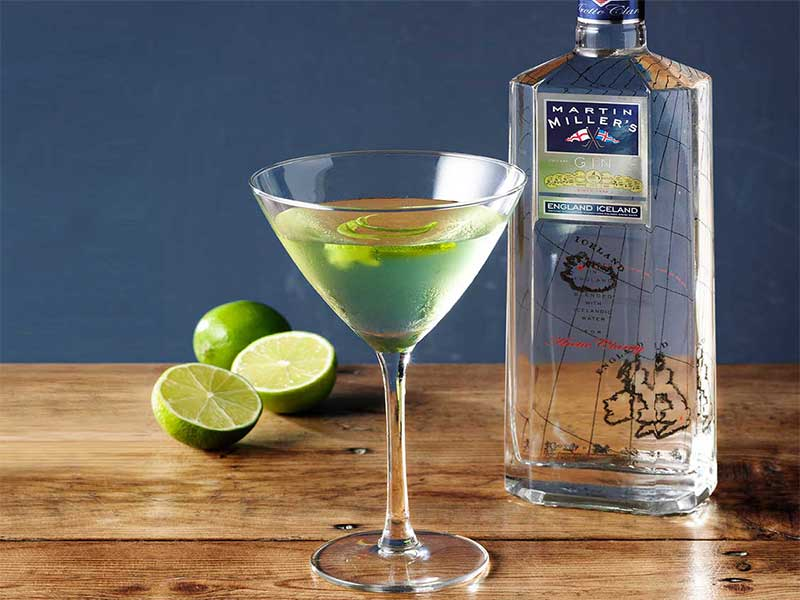 Ginebra Martin Miller Coctel Top Cocktail Bars 2021