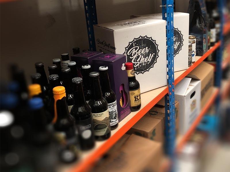 Beer Shelf Tienda online de cervezas artesanas nacionales e internacionales
