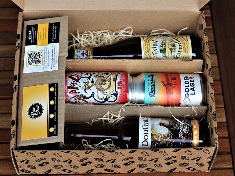 Beer Shelf Tienda online de cervezas artesanas packs