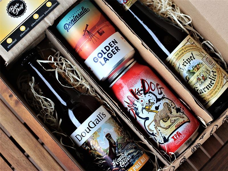Beer Shelf Tienda online de cervezas artesanas