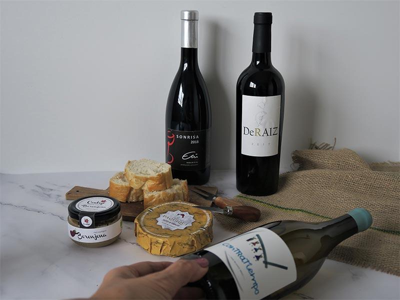 Gaditaun tienda online productos de Cadiz vinos y conservas