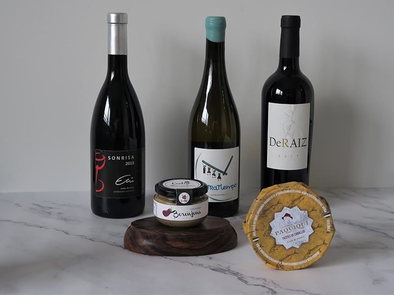 Gaditaun vinos y conservas de Cadiz