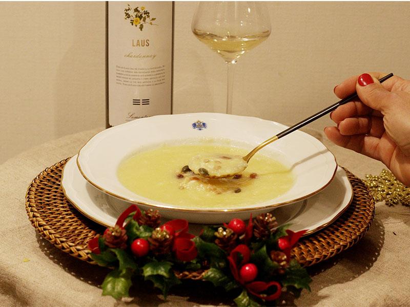 Sopa Bullabesa Cena de Nochevieja