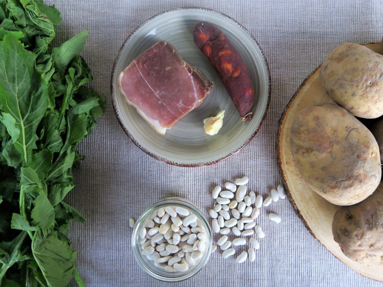 Pote gallego ingredientes