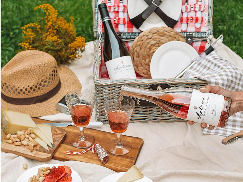 Picnic Azpilicueta Regalos gourmet para el dia de la madre