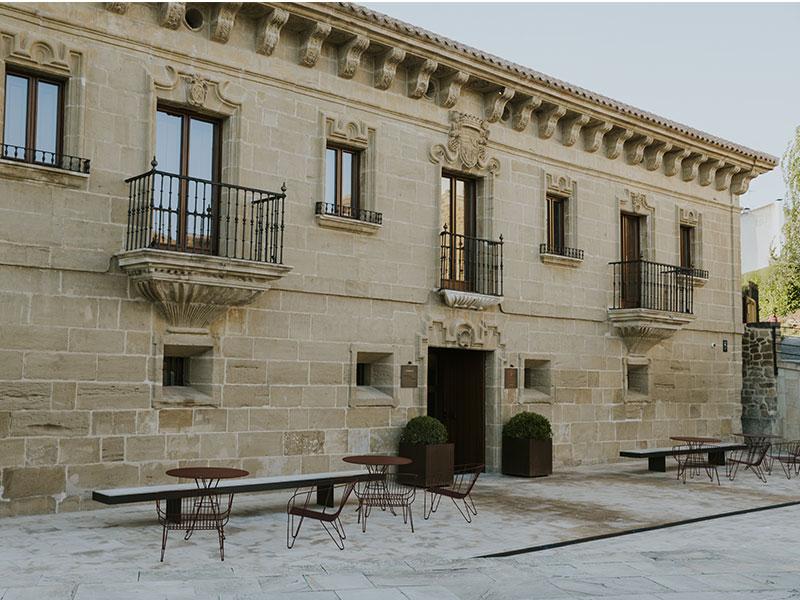 Palacio de Samaniego en Samaniego Alava