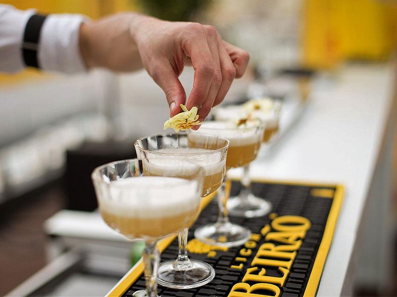 Top Cocktail Bar coctel