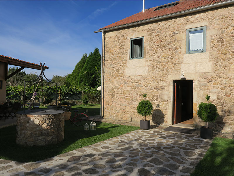 Casa rural Torres de Moreda A Estrada Pontevedra