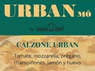 Calzone Urban - 9,25€