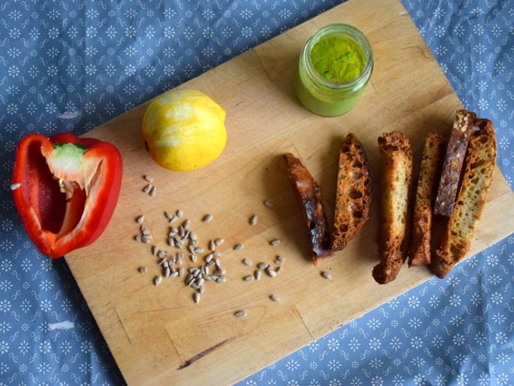 Rucola Pesto, Gastroequation, Hjemmelavet