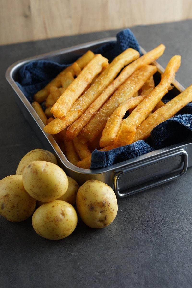 Verdens længste pommes frites