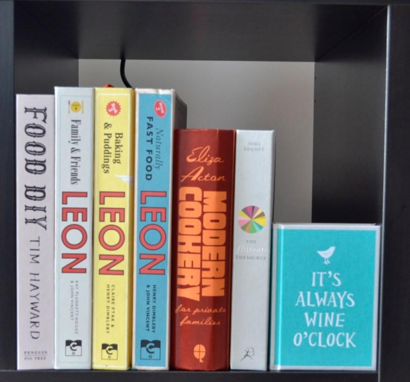 cookbooks, leon, eliza acton, the flavour thesaurus, food DIY, Wine