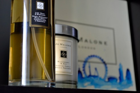 apartment, jo malone, blackberry & bay, lime, basil & mandarin, bespoke, fragrance
