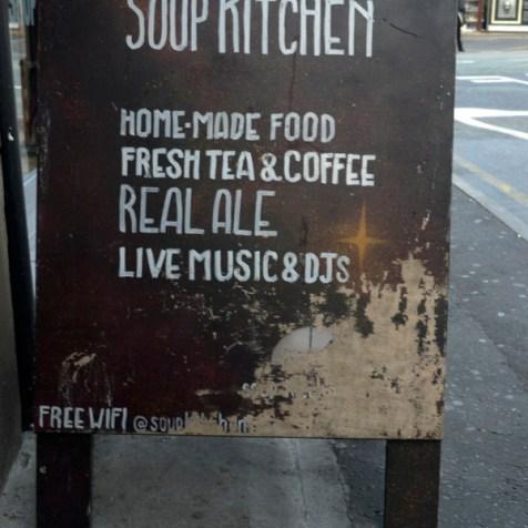 soup kitchen manchester, soup kitchen