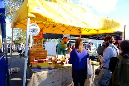 bakery, market, buns, kooky bakes, brownies, traybakes, london market