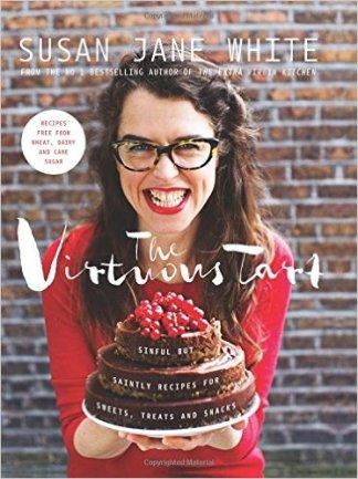 Susan Jane White cookbook, The Virtuous Tart cookbook, susan virtuous tart