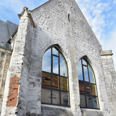 Montreuil ancient church historic GastroGays pas de calais