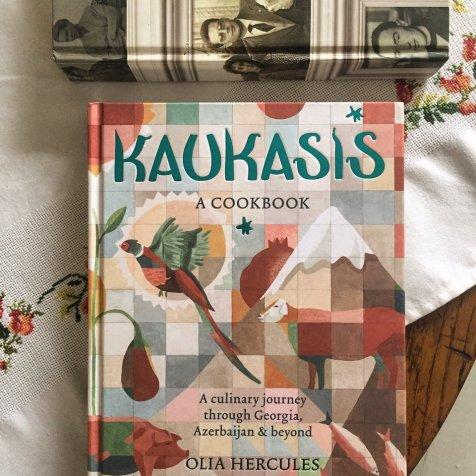 kaukasis cookbook cover