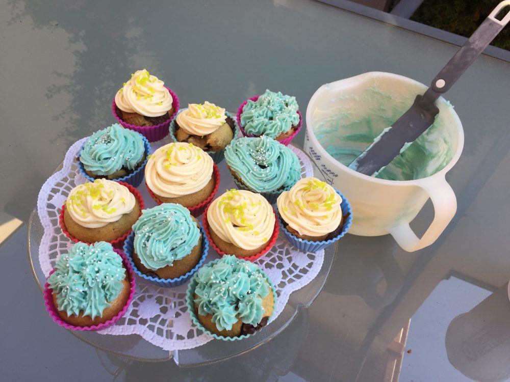 Cupcake, recipe, recept,