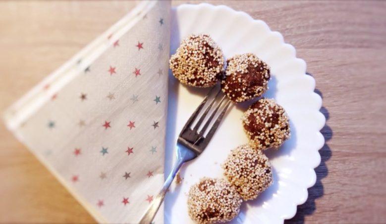 quinoa, csokigolyó, chocolateball, pillecukor, marshmallow, gastrogranny, gastrogrannyblog,