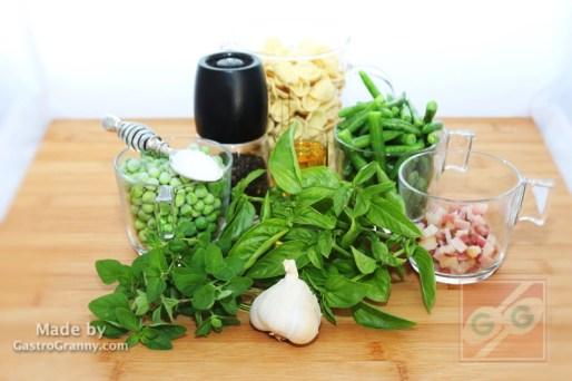 Hozzávalók-Zöldségragu articsóka levél tésztával