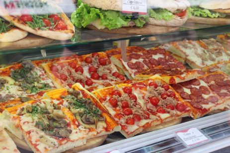 "Az elmaradjatatlan ""original"" pizza"