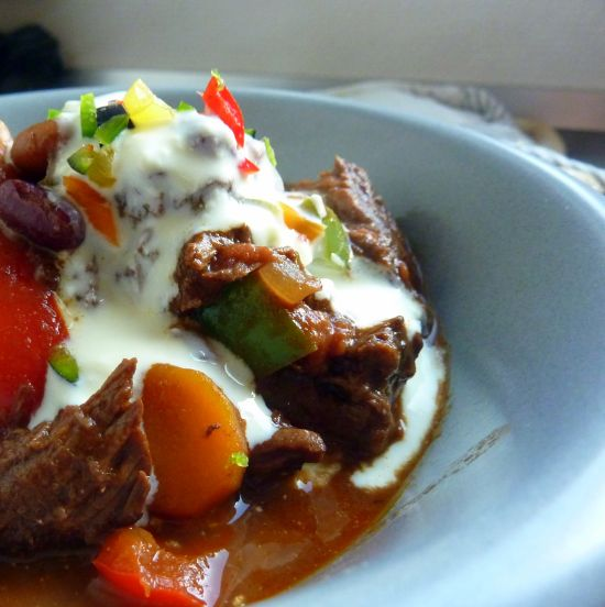 lækker chili con carne