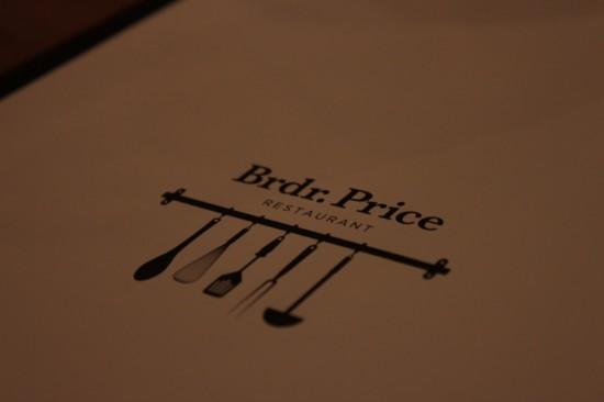 Spise med Price