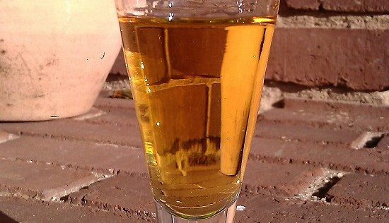 Læsøporse i glas