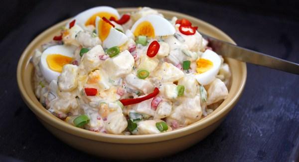 Verdens bedste kartoffelsalat?