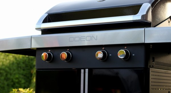 Weekendtesten: Grandhall Odeon 32 gasgrill