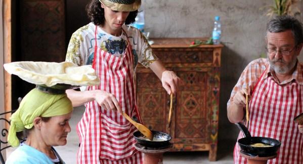 Gastromand Cityguide: Magiske Marrakesh