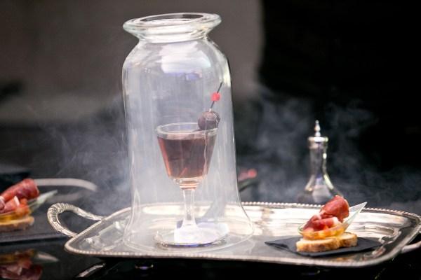 Foodpairing - i røg og damp...