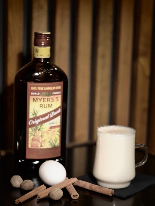 Et styks varm jule-cocktail! Værsgo!