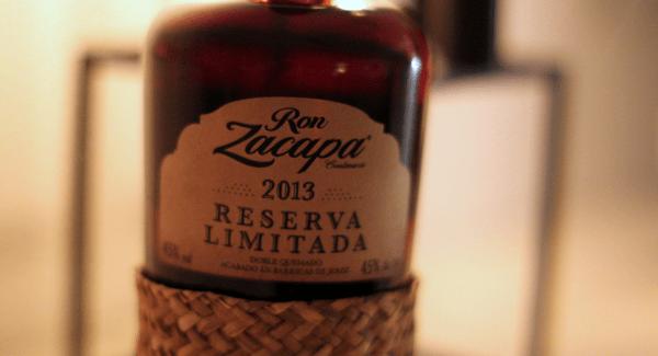 Weekendtest: Ron Zacapa 2013 Reserva Limitidada 45%