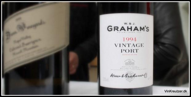 Vintage Port Graham's