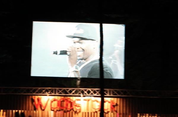 Curtis Jackson aka 50 Cent..