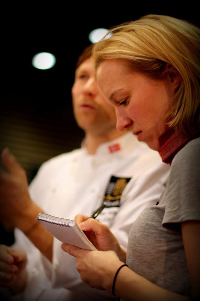 The Guest Of Honor Rasmus Kofoed og Eva Helbæk Tram...