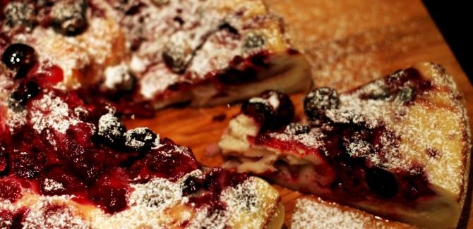 Clafoutis – når der skal fransk til dessert