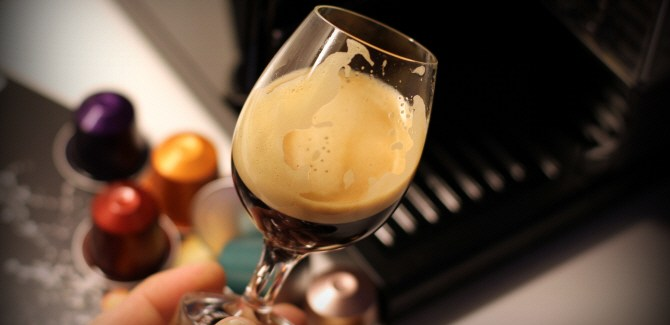 Weekendtesten: Nespresso Lattissima