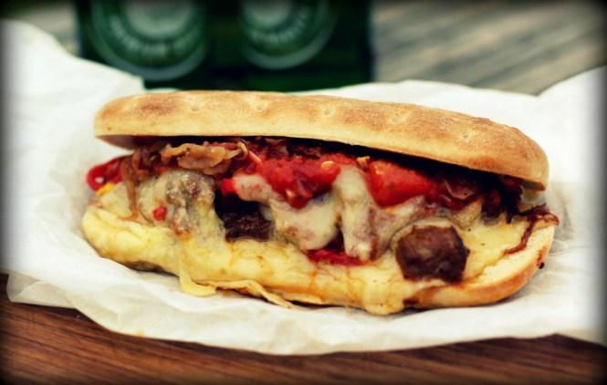 Philly Chesse Steak (14)