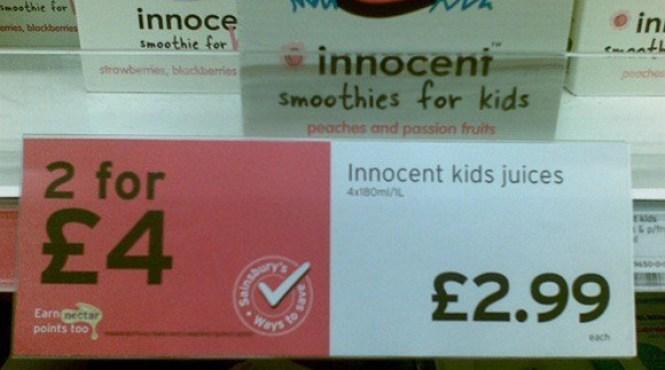 Var det noget med lidt uskylidge børne safter?? (billede frawww.theregister.co.uk)