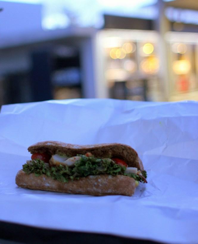 1 stk. sandwich på tag...