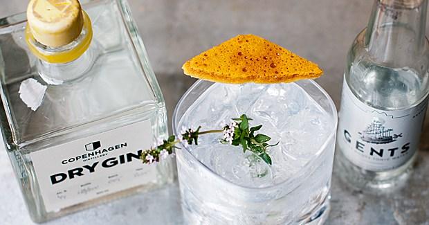 #tuesdayGT XIII: Copenhagen Dry Gin