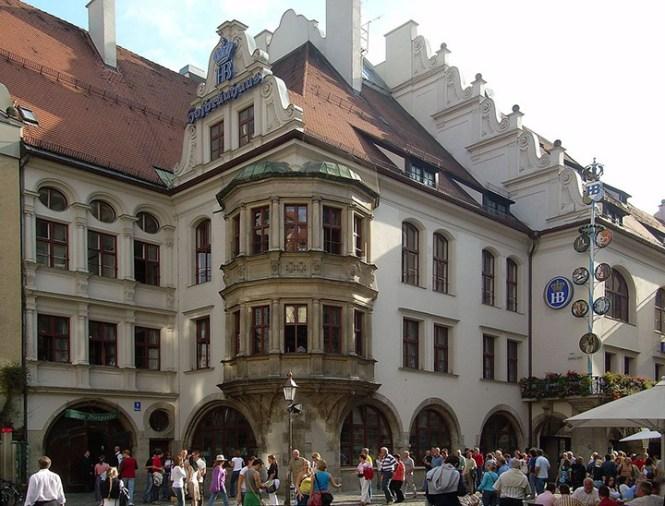 Hofbräuhaus (Billede fra wikipedia)