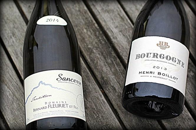 Bare fordi det bliver efterår betyder det jo ikke, at vi holder igen med hvidvin vel?